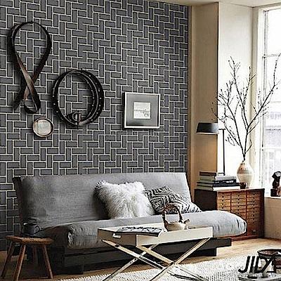 佶之屋 DIY立體3D仿真石紋木紋自黏壁貼 45x300cm-泥磚