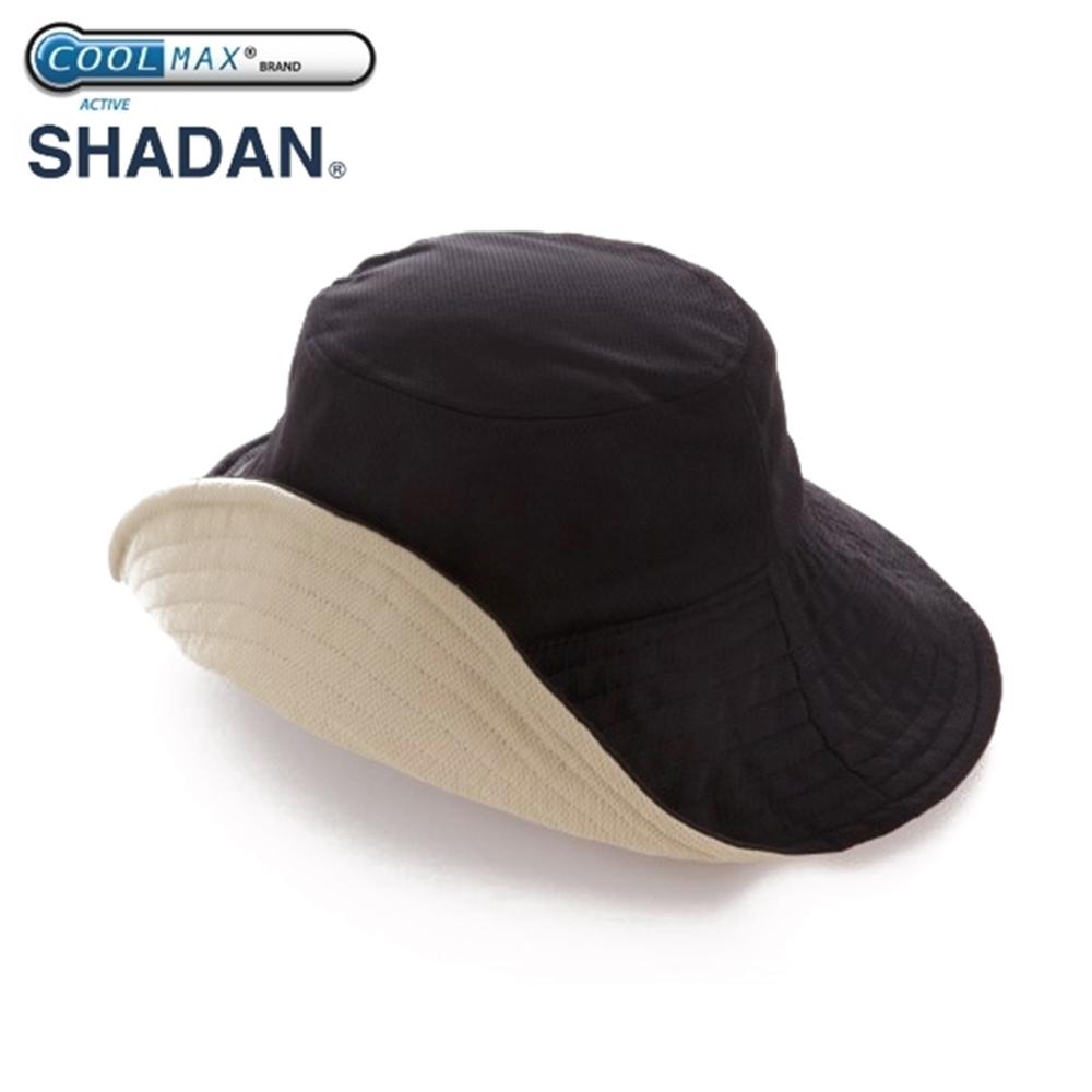 日本NEEDS雙面涼感寬帽簷防曬遮陽帽79602/79633/79640(COOLMAX吸濕排汗+SHADAN紅外線隔熱和抗UV;可折疊收納)漁夫帽