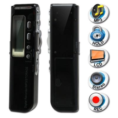錄克斯 V810 多功能數位錄音筆 (8GB)