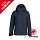 【Mammut 長毛象】Ayako Pro HS Hooded Jacket AF GTX防水連帽外套 海洋藍 女款 #1010-27560(*網路獨賣色) product thumbnail 1