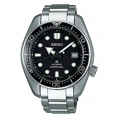 SEIKO精工 PROSPEX廣告款潛水機械錶6R15-04G0D/SPB077J1