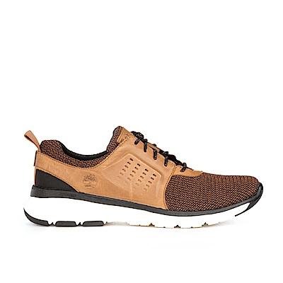 Timberland 男款淺棕色淺口運動鞋 | A1SBYK43