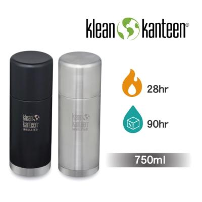 【美國Klean Kanteen】TKPro不鏽鋼保溫瓶-750ml