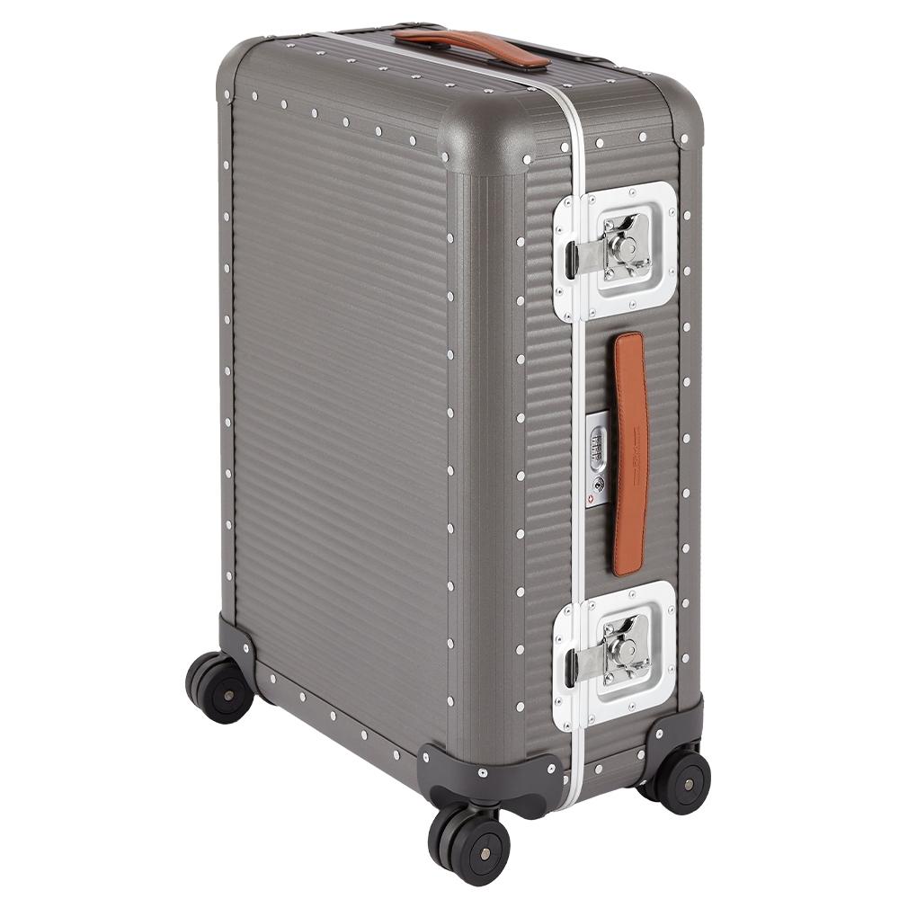 FPM MILANO BANK Steel Grey系列 33吋行李箱 航鈦灰 (平輸品)