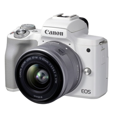 Canon EOS M50 Mark II M50M2 15-45mm IS STM 變焦鏡組 公司貨