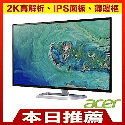 Acer EB1 C 32型 2K IPS薄邊框電腦螢幕