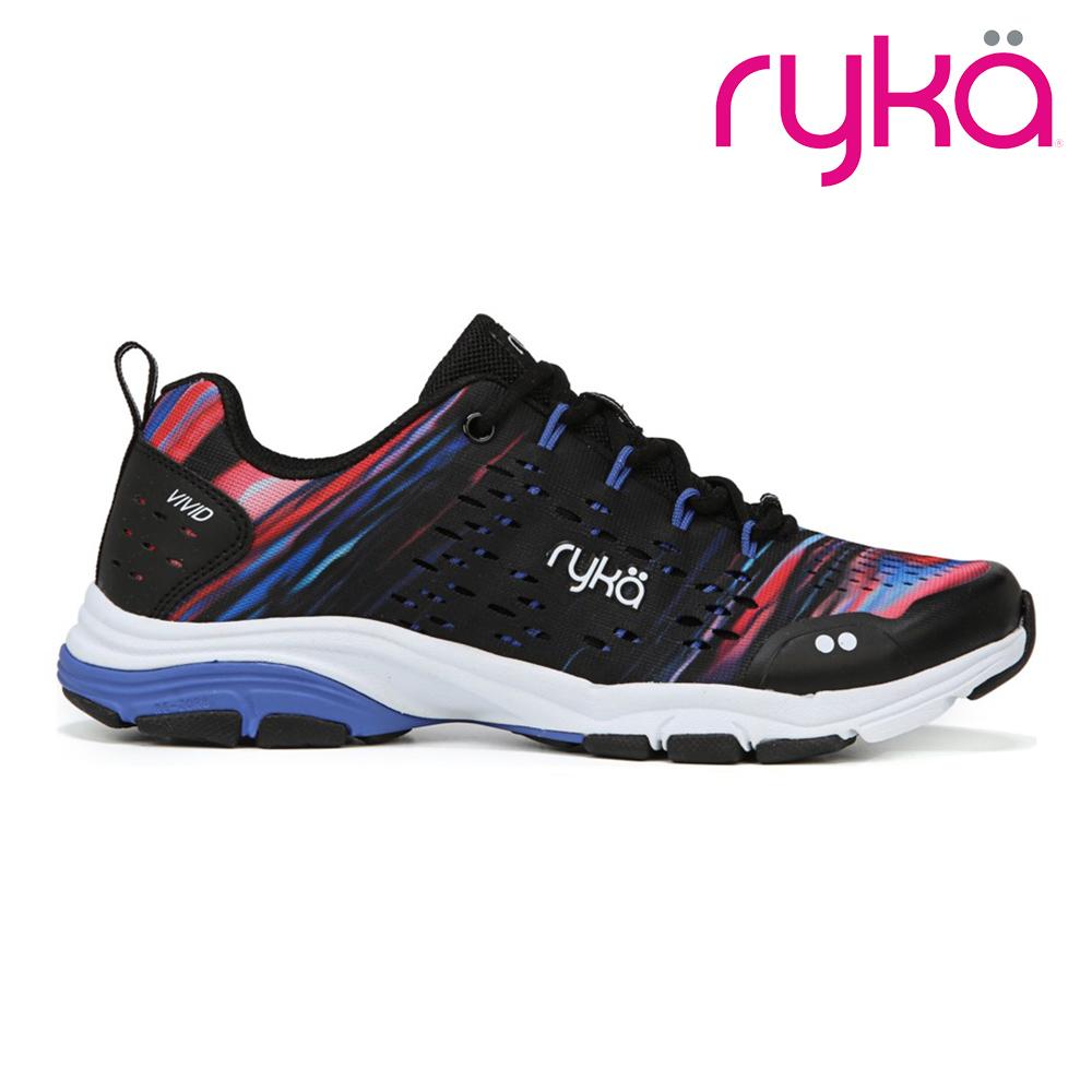 ryka VIVID RZX 女健身訓練鞋 黑 RKF8130M2003