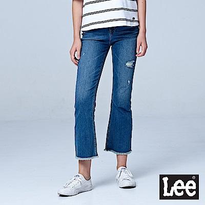 Lee 靴型牛仔褲-淺藍色