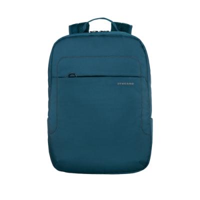 TUCANO LUP 簡約商務式後背包14吋-藍