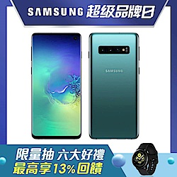 Galaxy S10+ 8G/128G (拆封新品一年保固)