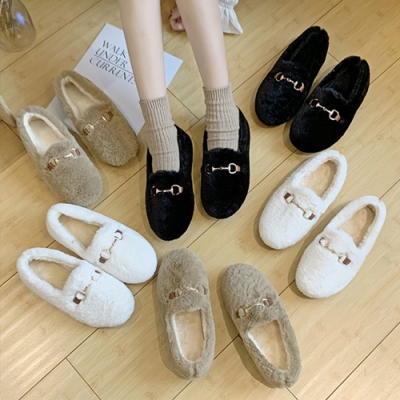 KEITH-WILL時尚鞋館 特惠款毛毛鞋