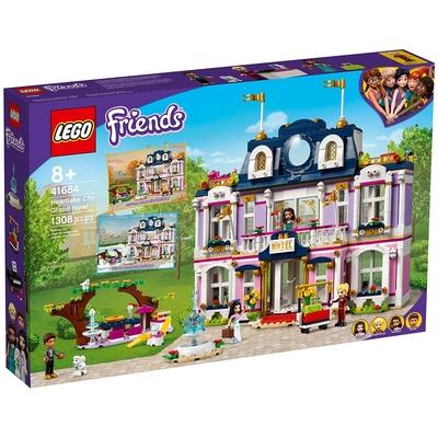 樂高LEGO Friends系列 - LT41684 心湖城大飯店