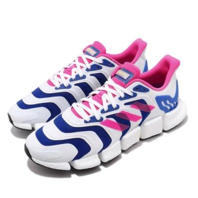 adidas 慢跑鞋 Climacool Vento 男鞋 愛迪達 運動休閒 涼感 夏日鞋款 白 藍 FX4730