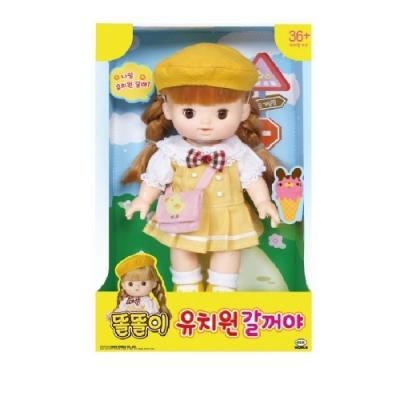 mimi world 小朵莉裝扮系列-幼稚園裝 會眨眼