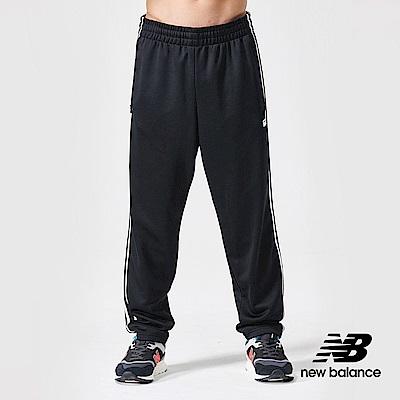 New Balance 長褲_AMP91557BK_男性_黑色