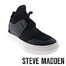 STEVE MADDEN-RECKON經典男士綁帶休閒鞋-黑色