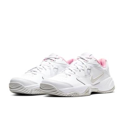 NIKE  網球 緩震 運動鞋   女鞋  白粉  AR8838104  W COURT LITE 2