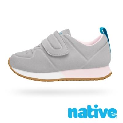 native 小童鞋 CORNELL小康奈休閒鞋-鴿子灰x牛奶粉