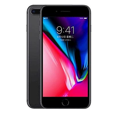 (原廠矽膠皮套組) Apple iPhone 8 Plus 64G 5.5吋 智慧型手機