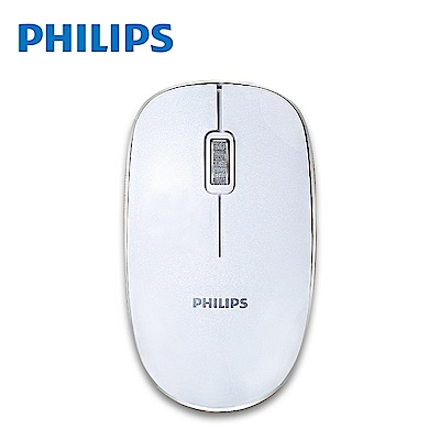 (時時樂限定)PHILIPS 飛利浦 雙模藍牙無線滑鼠 SPK7323