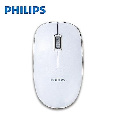 PHILIPS 飛利浦 雙模藍牙無線滑鼠 SPK7323