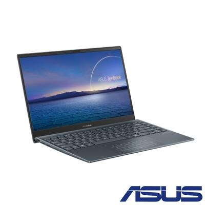 ASUS UX325EA 13吋筆電(i7-1165G7/16G/1TB SSD/Win10 Pro/ZenBook 13/綠松灰)