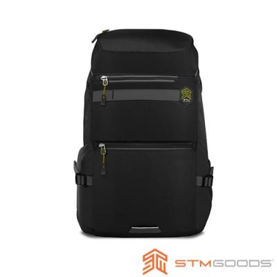 STM New Drifter 18L Backpack 16吋 輕旅者三層式筆電後背包 (黑)