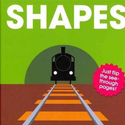 Shapes 形狀精裝膠片書