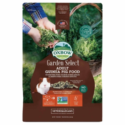OXBOW-Garden Select Adult Guinea Pig FOOD田園精選非基改成天飼料 8lb(3.62KG)