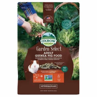 OXBOW-Garden Select Adult Guinea Pig FOOD田園精選非基改成天飼料 8lb(3.62KG) 兩包組