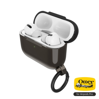 OtterBox AirPods Pro Ispra 防摔保護殼-黑