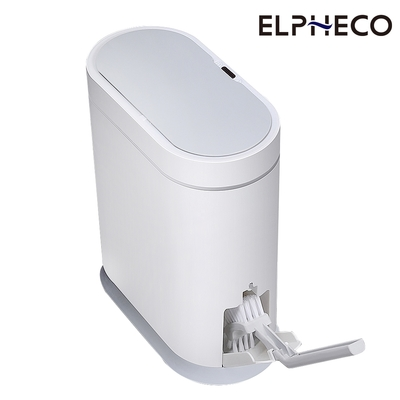 ELPHECO 防水感應馬桶刷垃圾桶ELPH6712W