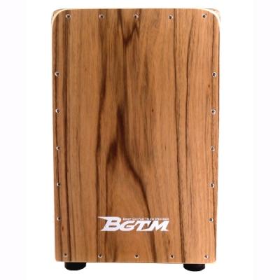 BGTM嚴選BC-130WJN木箱鼓~特選烏金木打擊面板(附背套)