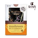 鹿窯菇事 即食沖泡-納豆蕈菇粥(34g/袋、3袋/盒)  植物五辛素