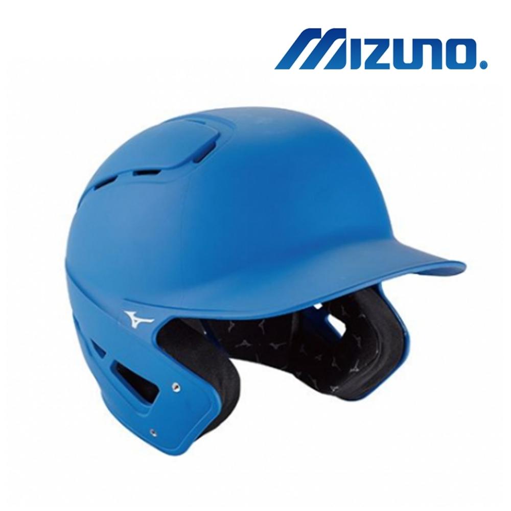 MIZUNO 美津濃 硬式棒球用打擊頭盔 寶藍 380403.5252