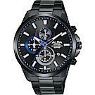 ALBA 雅柏 IG廣告款年輕世代計時手錶(AM3661X1)