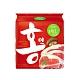 【韓味不二】pulmuone 正白紅系列湯麵 -(紅)牛肉香菇湯麵(108.8g*4包/袋) product thumbnail 2
