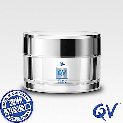 QV FACE舒敏紅花籽油修復滋養奇效霜 50G