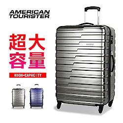 新秀麗 美國旅行者 行李箱 旅行箱 Handy 超大容量 輕量化29吋 BF9 (鐵灰色)