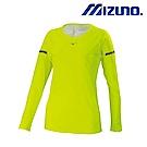 MIZUNO 美津濃 女路跑長袖T恤 J2MA770131
