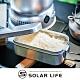 瑞典Trangia Mess Tin 209R 煮飯神器便當盒 (大黑把手).多功能煮飯器 product thumbnail 1