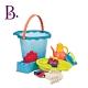 B.Toys 沙趣多很多(海洋藍) product thumbnail 1