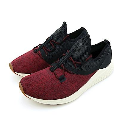 NEW BALANCE-男慢跑鞋MLAZRMM-D-酒紅