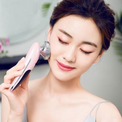 美容儀器臉部提拉緊致洗臉儀導入儀
