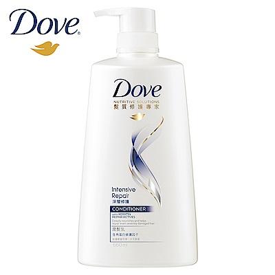 DOVE 多芬 深層修護洗髮乳 680ml