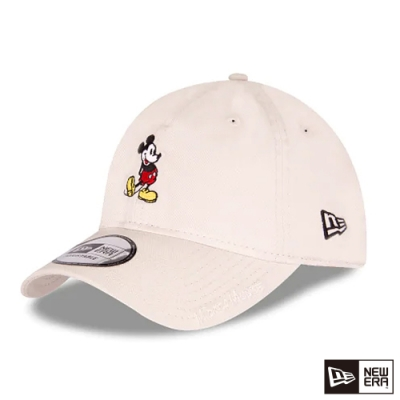 NEW ERA 9THIRTY 930 迪士尼 MINI米奇 石白色 棒球帽