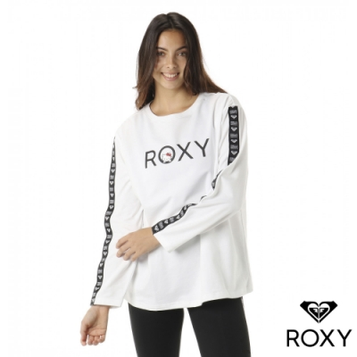 【ROXY】HELLO KITTY L/S TEE 聯名上衣 白色