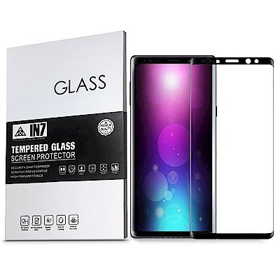 IN7 SAMSUNG Note 8 (6.3吋)高透光全膠貼合3D滿版鋼化玻璃貼