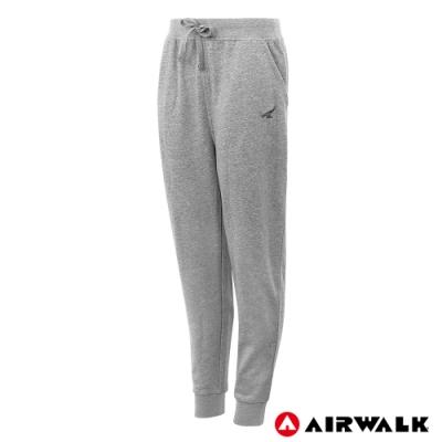 【AIRWALK】女款休閒棉長褲-共兩色
