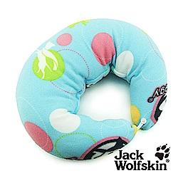 Jack Wolfskin  Hi  Doggy 月型抱枕